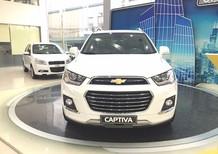 Bán Chevrolet Captiva 2017,THÁNG 1 GIẢM 44 TRIỆU,hỗ trợ trả góp 90-100% giá trị xe. GIÁ TỐT LH 0962951192