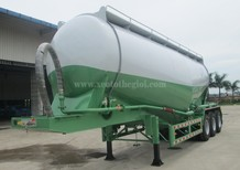SMRM Xitec chở xi măng rời 3 trục-1 trục co-31 khối chính hãng-giá thấp nhất thị trường-giao ngay.
