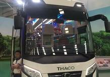 Thaco mobihome 36 giường mới 2018, xe khách giường nằm Trường Hải