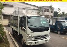 Giao ngay xe tải 2,2 tấn Thaco Ollin360. Hỗ trợ vay mua xe 75% qua ngân hàng