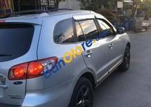 Cần bán Hyundai Santa Fe đời 2008, màu bạc, giá chỉ 448 triệu