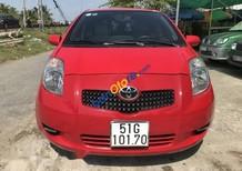 Cần bán Toyota Yaris đời 2007, màu đỏ, xe nhập chính chủ