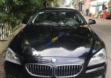 Cần bán gấp BMW 6 Series 640i Gran Coupe năm 2014, màu đen, xe nhập