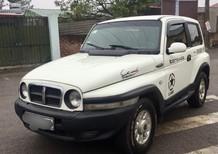 Cần bán xe Ssangyong Korando AT 2009, màu trắng, nhập khẩu chính hãng,195tr