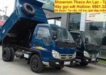 Bán Thaco FORLAND FLD250d đời 2018, màu xanh lam