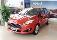 Bán Ford Fiesta 1.0 Ecoboost, màu đỏ sao hỏa, hỗ trợ giá tốt. L/H 0907782222