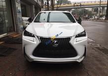 Bán xe Lexus NX 200T Fsports 2016, màu trắng, xe nhập Mỹ