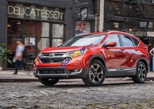 Honda Vĩnh Phúc - Honda CRV nhập khẩu nguyên chiếc từ Thái Lan, giao xe trong tháng 1, liên hệ ngay hotline 0976 984 934