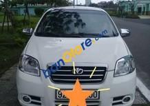 Bán Daewoo Gentra đời 2008, màu trắng như mới, giá 215tr