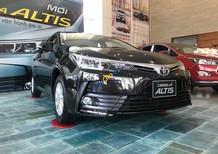 Bán ô tô Toyota Corolla Altis 1.8E CVT số tự động mới. Khuyến mãi đặc biệt đón năm mới