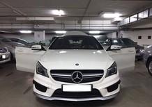 Mercedes-Benz CLA 45 AMG nhập khẩu, sản xuất 2014, đăng ký 2015