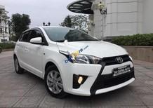 Bán ô tô Toyota Yaris E đời 2017, màu trắng, nhập khẩu nguyên chiếc số tự động