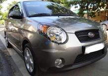Cần bán xe Kia Morning đời 2008, màu xám, xe nhập chính chủ