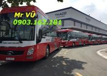 Cần bán Thaco Universe đời 2017, hai màu