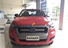Bán ô tô Ford Ranger XLS 4x2 AT tại Bắc Ninh, màu đỏ, nhập khẩu giá cạnh tranh
