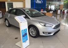Bán Ford Focus 1.5 Ecoboost Titanium 2018, màu bạc, mới 100%. L/H 090.778.2222