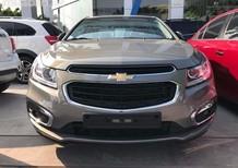 Bán ô tô Chevrolet Cruze đời 2017, màu nâu, nhập khẩu chính hãng, giá tốt