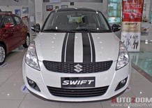 Bán ô tô Suzuki Swift đời 2016, màu trắng, nhập khẩu nguyên chiếc, giá tốt