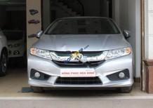 Bán xe Honda City 1.5AT đời 2016, màu bạc