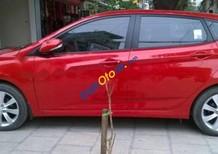 Bán Hyundai Accent 1.4 AT đời 2015, màu đỏ, nhập khẩu