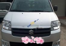 Salon bán Suzuki APV GL 1.6 MT đời 2009, màu bạc