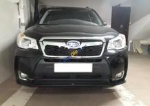 Chính chủ bán Subaru Forester XT 2.0 AT đời 2015, màu đen, xe nhập