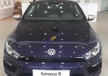 Bán Volkswagen Scirocco 2.0 đời 2017, màu đen, nhập khẩu
