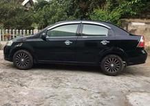 Cần bán xe Daewoo Gentra 2008, màu đen, nhập khẩu nguyên chiếc, giá 172tr