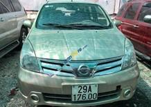 Bán xe Nissan Grand livina đời 2011, màu vàng