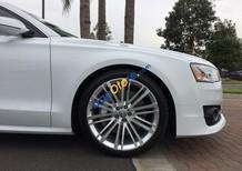 Bán Audi A8 Premium 2017, màu đen, nhập khẩu nguyên chiếc