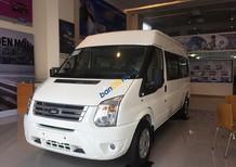 BánFord Transit bản tiêu chuẩn Mid sản xuất 2018, mới 100%, màu trắng, vui lòng LH 090.778.2222