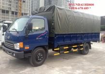 Xe tải Hyundai HD800 | Hyundai 8 tấn | nhập 3 cục | giá tốt nhất cả nước