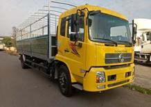 Hải Phòng bán xe tải Đông Phong Hoàng Huy B190 thùng bạt 9,1 tấn nhập khẩu