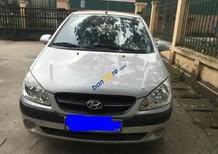 Bán Hyundai Getz đời 2010, màu bạc, nhập khẩu chính chủ