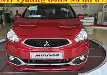 Bán xe Mitsubishi Mirage đời 2017, màu đỏ, nhập khẩu chính hãng