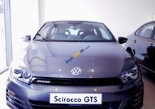 Bán Volkswagen Scirocco GTS năm 2017, màu xám (ghi), xe nhập