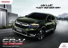 Honda CRV 2018 nhập khẩu nguyên chiếc, đã có mặt tại Hà Tĩnh