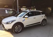 Cần bán lại xe Hyundai i20 Active 2016, màu trắng, xe nhập