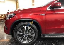 Cần bán Mercedes GLE400 Coupe 4Matic đời 2016, màu đỏ, nhập khẩu nguyên chiếc chính chủ