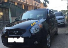Bán ô tô Kia Morning LX 1.0 AT đời 2008, màu đen, nhập khẩu số tự động giá cạnh tranh