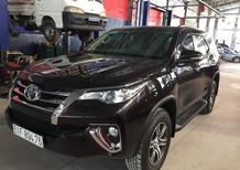 Xe Toyota Fortuner2.7V 4x2 AT 2017(siêu lướt)