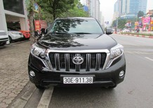 Toyota Prado 2017 màu đen