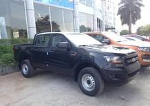 Bán Ford Ranger XL 2.2MT 2 cầu 2018, màu đen, xe nhập, mới 100%. Vui lòng L/H 090.778.2222