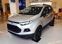 Bán Ford EcoSport black edition svp 2018, màu bạc, mới 100%. Vui lòng L/H 0907782222