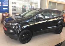 Bán xe Ford EcoSport Black Edition 2018, màu đen, Mới 100%. Vui lòng LH 0907782222
