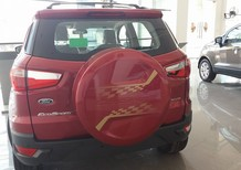 Bán Ford EcoSport Black Edition 2018, màu đỏ mận, mới 100%. Vui lòng LH 0907782222
