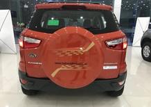 Bán xe Ford EcoSport Black Edition SVP 2018, màu đỏ mận, mới 100%. Vui lòng liên hệ 0907782222