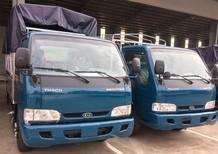 Xe tải KIA K165 thùng mui bạt tải trọng 2,4 tấn Thaco. Bán xe trả góp, Bảo hành 2 năm