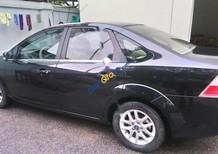 Cần bán Ford Focus 1.8 MT sản xuất 2010, màu đen