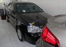 Bán xe Chevrolet Lacetti 1.6 đời 2013, màu đen xe gia đình
